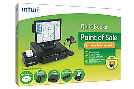 Quickbooks POS System Arkansas City